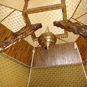Панели и бамбуковые обои