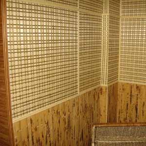 Бамбуковые обои и<br />бамбуковые панели