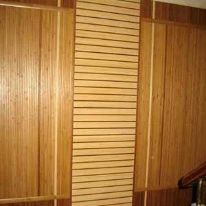 Бамбуковое полотно в<br />интерьере