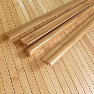 Бамбуковые планки и<br />молдинги