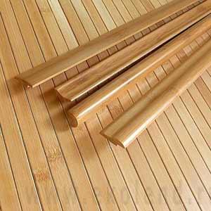 Планки для бамбуковых обоев