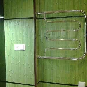 Бамбуковое полотно ЛАЙМ в<br />интерьере