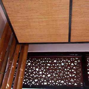 Бамбуковое полотно КОФЕ