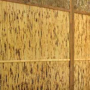 Бамбуковое полотно из внешнего бамбука
