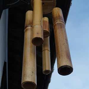 звуковое устройство из<br />бамбука