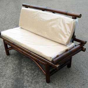 Изготовление мебели из<br />бамбука
