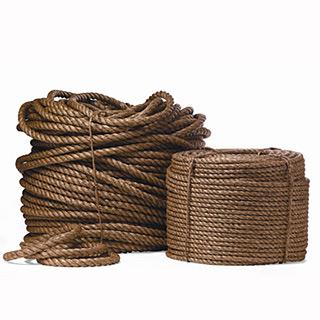 Манильские канаты и верёвки