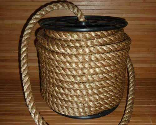 Канаты и верёвки манильские