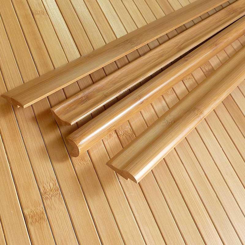 Бамбуковые планки и рейки