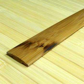 Планка из бамбука стыковочная кофе черепаха