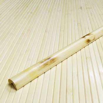 Планка из бамбука для внешнего угла натуральная черепаха