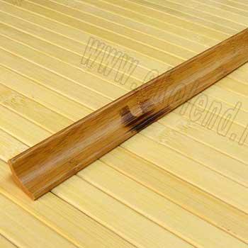 Плинтус из бамбука Коричневая черепаха