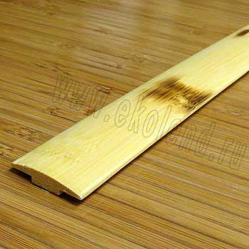 Планка из бамбука стыковочная натуральная