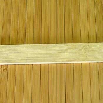 Планка из бамбука универсальная натуральная