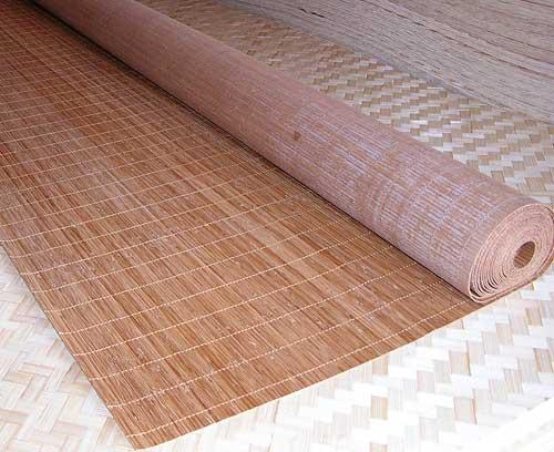 Бамбуковые обои КОФЕ 4,8 мм