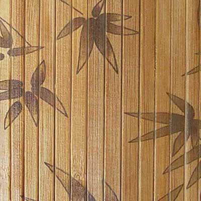 Бамбуковые обои Листья бамбука